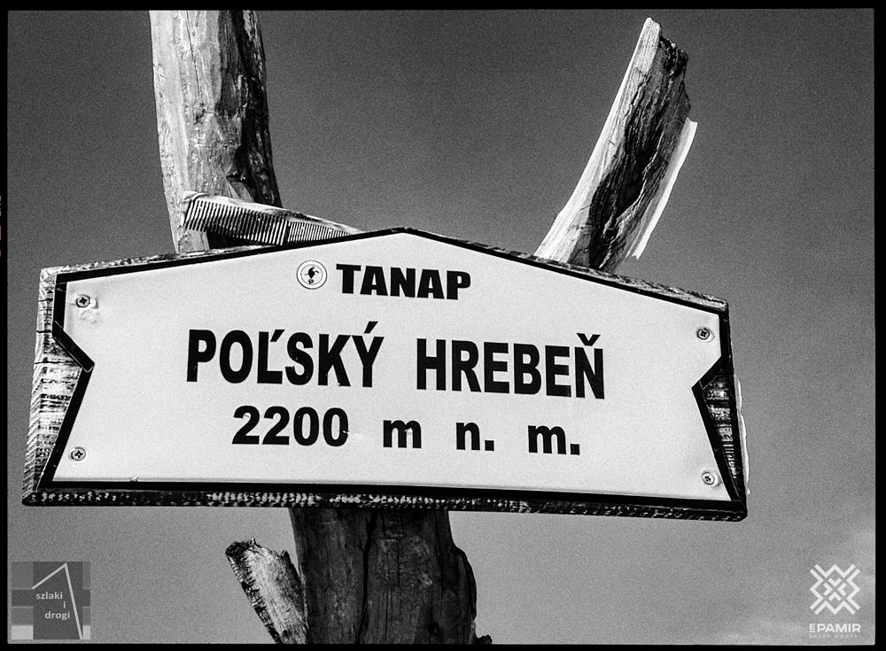 Na przełęczy Polski Grzebień