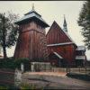 Kościół w Brzeźnicy … Czas pomyka …