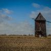 Sobota – wycieczka do Kalisza, stary wiatrak we wsi Kwiatów