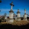 Cmentarzyk we wsi Wola Wielka