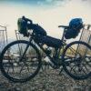 Tatry w chmurach, rower gotowy :-)
